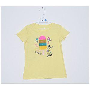 Majica Venere T-shirt Yellow