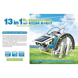 Solarni set ROBOT 13v1