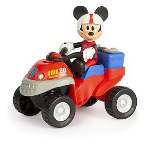 Imc Toys figura Mickey in super vozilo quad 181915