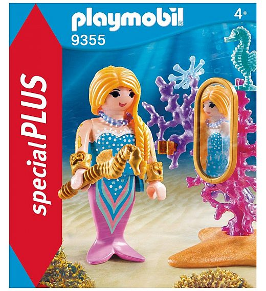 PLAYMOBIL SPECIAL PLUS morska deklica 9355