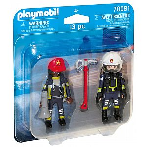 FIREFIGHTERS reševalni dvojec gasilcev 70081