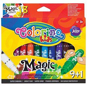 Flomastri Colorino Magic - 34630PTR