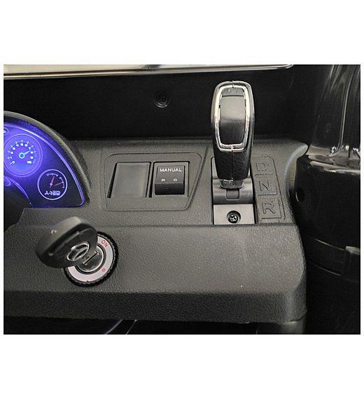 12V MERCEDES G55 AMG Babycar - avto na akumulator z daljincem črno-zlat