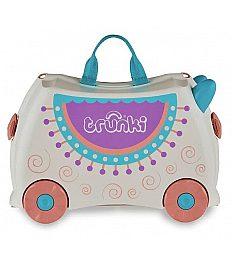 Trunki LAMA LOLA - potovalni kovček