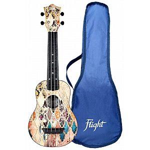 Sopranski ukulele Flight Granada Tour - 5830
