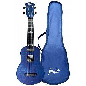 Sopranski ukulele Flight modra - 5743