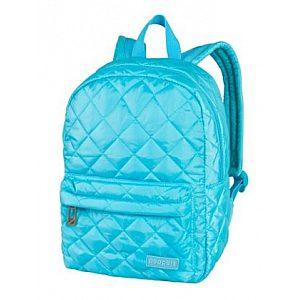 Target nahrbtnik Puffy Rucksack blue 26390