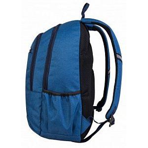 CHILI Melange Blue 26782 - Šolski nahrbtnik