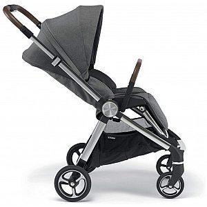 Otroški voziček Duo - Strada Grey Mist