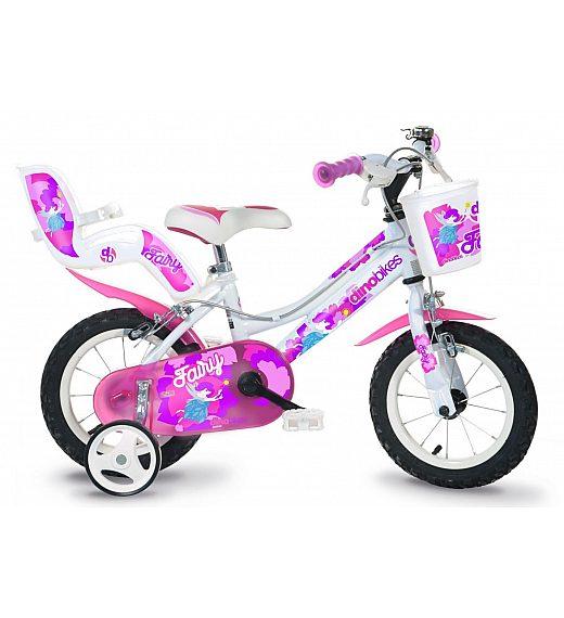 """Otroško kolo 16"""" Dino Bikes Fairy"""