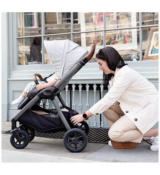 Joie otroški voziček Finiti Signature Carbon