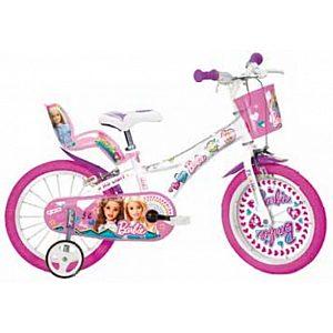 Otroško kolo 14'' Dino Bikes BARBIE