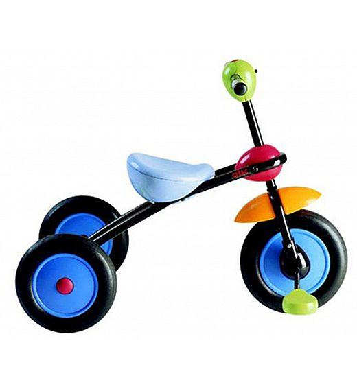 Tricikel Italtrike ABC