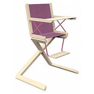 Albero bambino KANGAROO Prugna - stolček za hranjenje