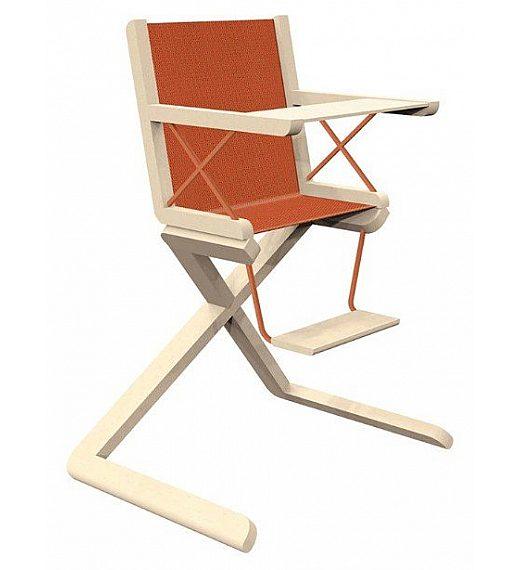 Albero bambino KANGAROO Mattone - stolček za hranjenje