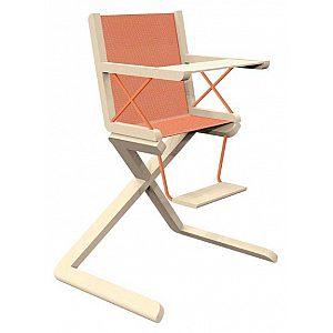 Albero bambino KANGAROO Albicocca - stolček za hranjenje