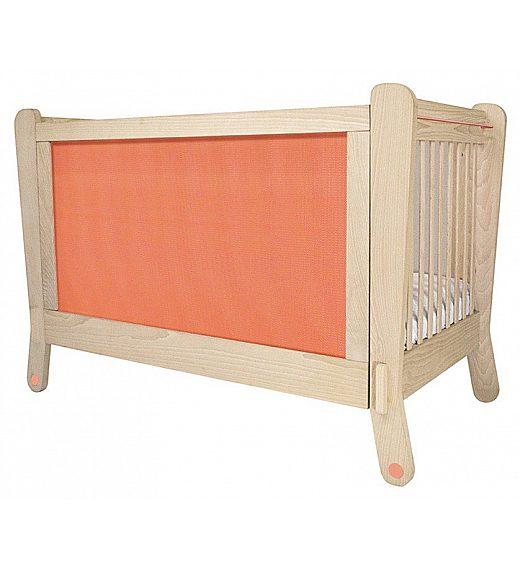 Lesena postelja Albero Bambino LETTINO Albicocca