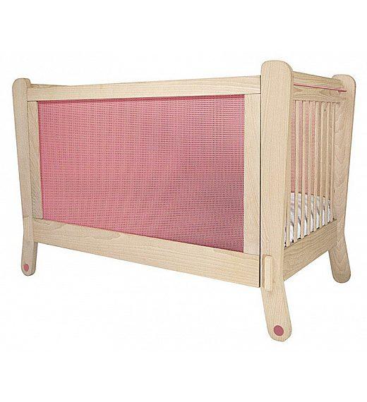 Lesena postelja Albero Bambino LETTINO Rosa Antico