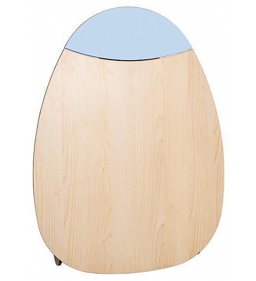 Previjalna miza Timkid OWO 2.0 top light blue