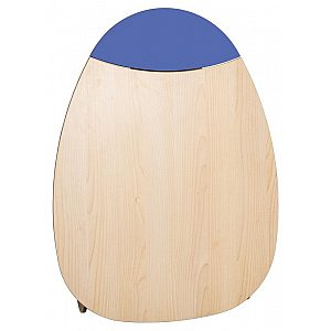 Previjalna miza Timkid OWO 2.0 top blue
