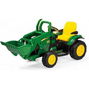 12V Traktor Peg Perego JD GROUND LOADER