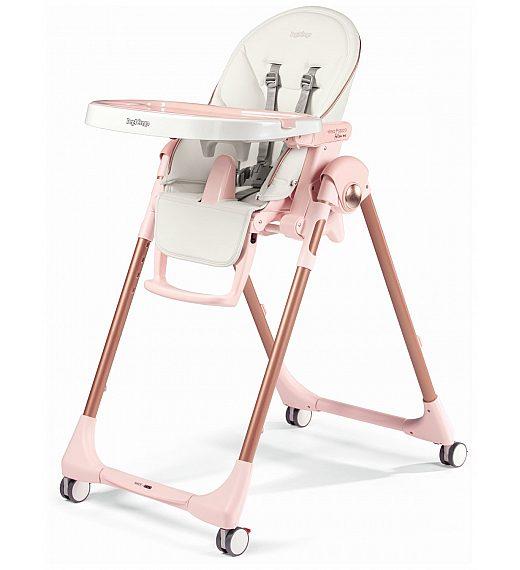 Peg Perego PRIMA PAPPA Follow me Mon Amour - stolček za hranjenje