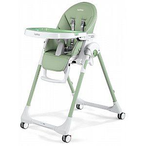 Peg Perego PRIMA PAPPA Follow me Mint - stolček za hranjenje