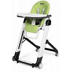 Peg Perego SIESTA Follow me Wonder Green - stolček za hranjenje