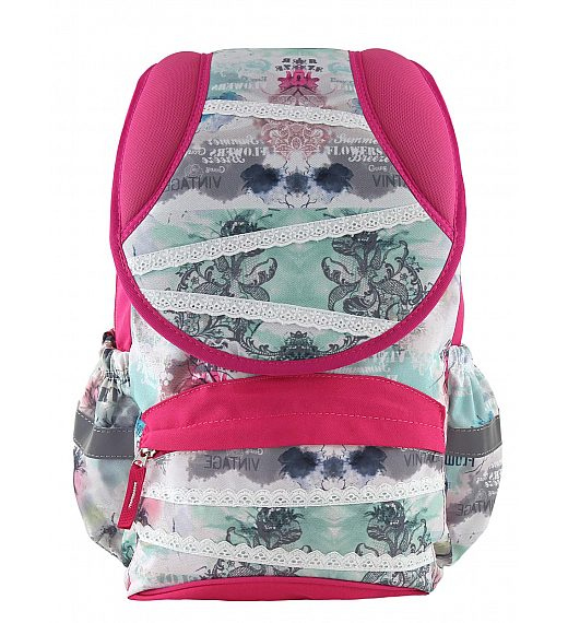 Šolska torba - šolski nahrbtnik ST-01 SUMMER BREEZE 17472