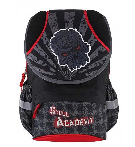 Šolska torba - šolski nahrbtnik ST-01 SKULL 17478