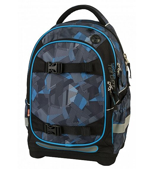 Target Superlight ALLOVER CRASH 16285 - šolska torba, šolski nahrbtnik