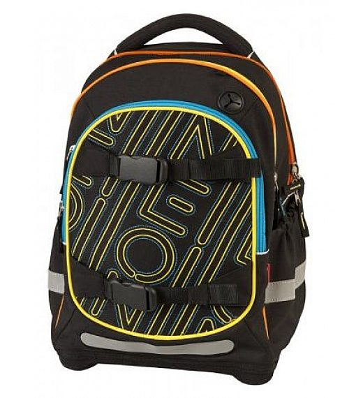 Target SUPERLIGHT Neon 17294 - šolska torba, šolski nahrbtnik