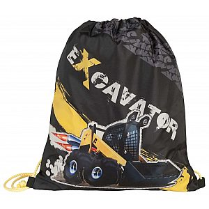 Torba - vrečka za copate EXCAVATOR 17935