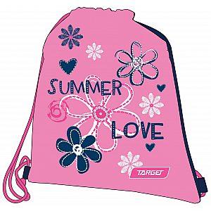 Torba - vrečka za copate Summer Love 26279