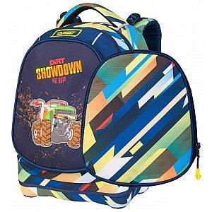 Target SUPERLIGHT 2 FACE PETIT Hot Road 26822 - šolska torba