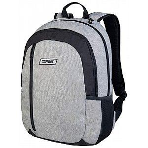 Target ICON Melange Grey 26794 - šolski nahrbtnik, šolska torba