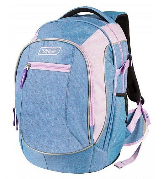 Target AIR PACK SWITCH Lillalet 26286 - anatomski šolski nahrbtnik, šolska torba