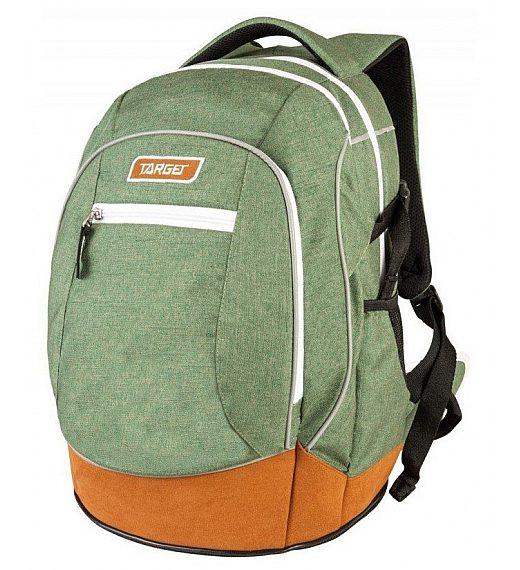 Target AIR PACK SWITCH Green Melange 26285 - anatomski šolski nahrbtnik, šolska torba