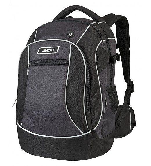 Target AIR PACK SWITCH Melange Black 21877 - anatomski šolski nahrbtnik, šolska torba
