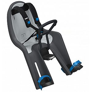 Thule RideAlong Mini Dark Grey - otroški sedež za kolo