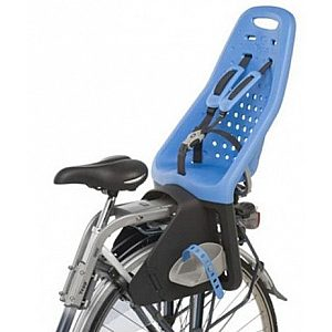 Yepp Maxi Seat Post Blue - otroški sedež za kolo