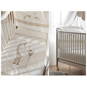 3 delni posteljni komplet Pali SAVANA