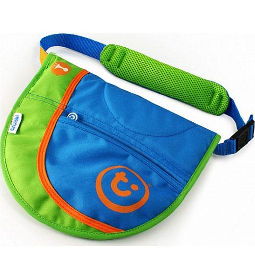 Torba Trunki Saddle Bag Blue