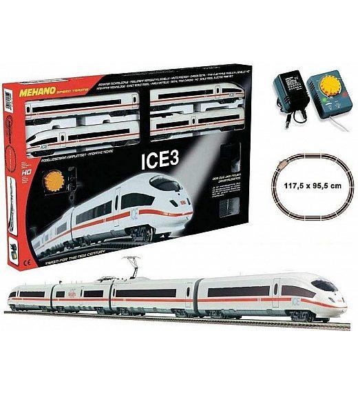 Vlak garnitura Mehano ICE3 T742