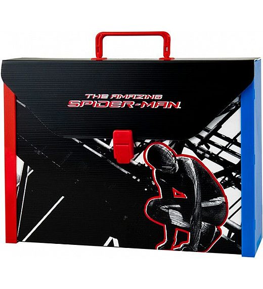 Trda torba PVC Spiderman