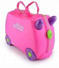 Trunki TRIXIE - potovalni kovček