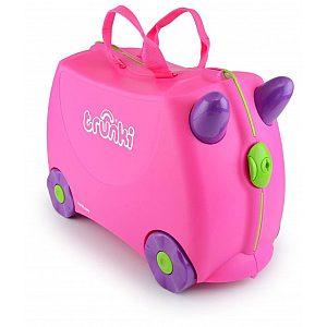 TRIXIE - potovalni kovček