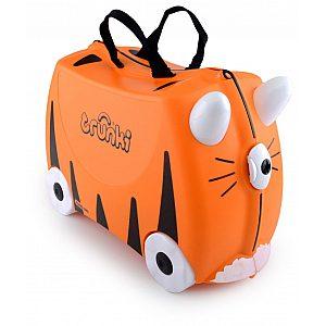 Trunki TIGER TIPU - potovalni kovček