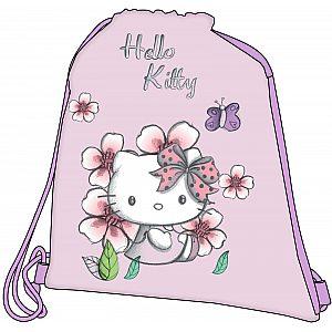 Torba - vrečka za copate HELLO KITTY FRIENDS OF NATURE 19685