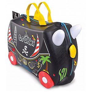 Trunki Pirat PEDRO - potovalni kovček
